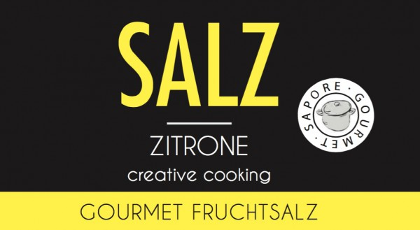Fruchtsalz Zitrone Premium